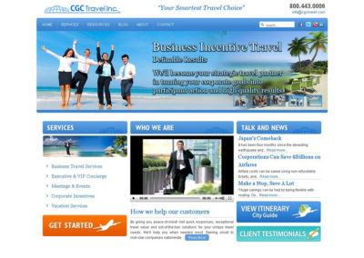 CGC Travel Inc.