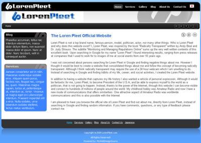 Loren Pleet