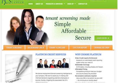 PCS Credit Check