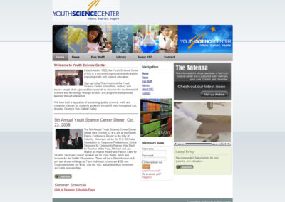 Youth Science Center