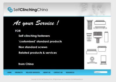 Self Clinching China