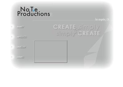 No Tie Productions